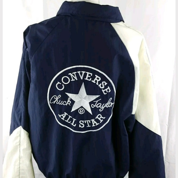 d81a5f6c28a Converse Other - Men s Converse All Star Chuck Taylor Jacket